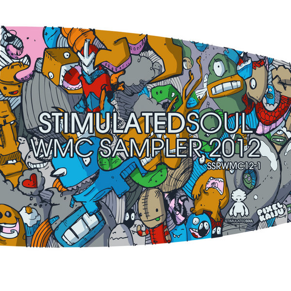 Stimulated Soul WMC Sampler 2012