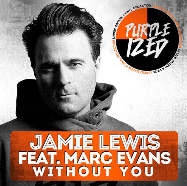 Jamie Lewis Feat.Marc Evans