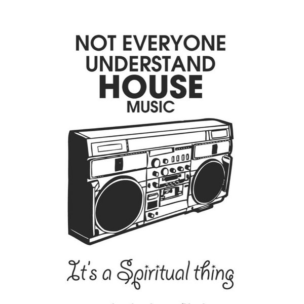Various artists neuhm not everyone understand house for Classic house unmixed