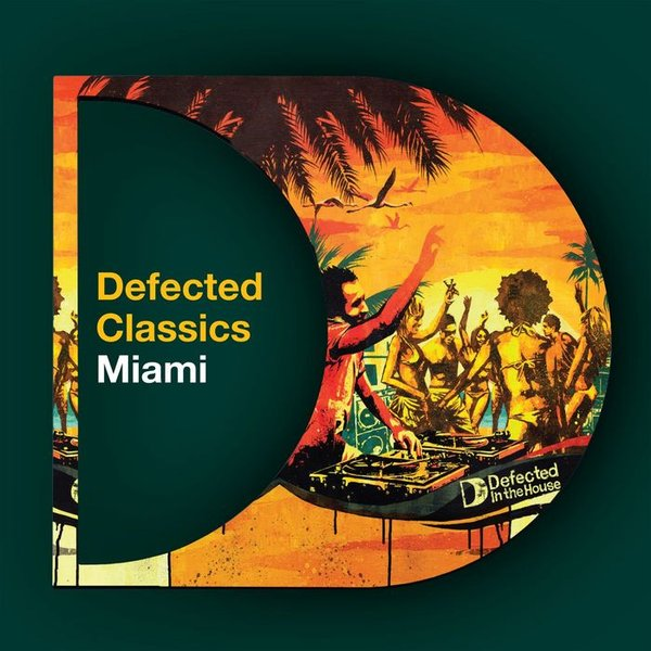Various defected classic miami traxsource for Classic house traxsource