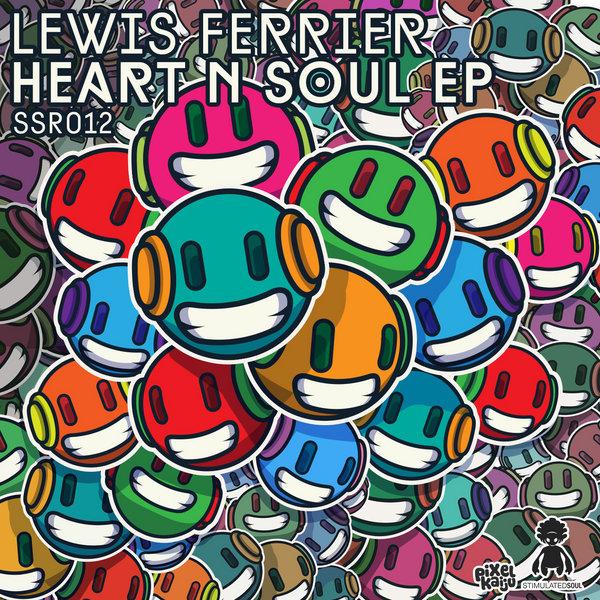 Lewis Ferrier - Heart 'n Soul EP