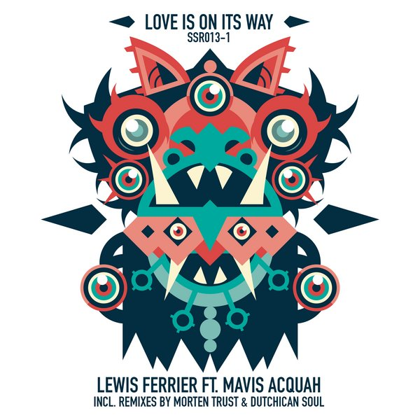 Lewis Ferrier ft. Mavis Acquah - Love Is On Its Way pt.1