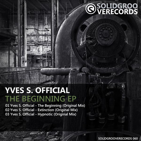 DJ Yves - [DJ Yves.nl] EP