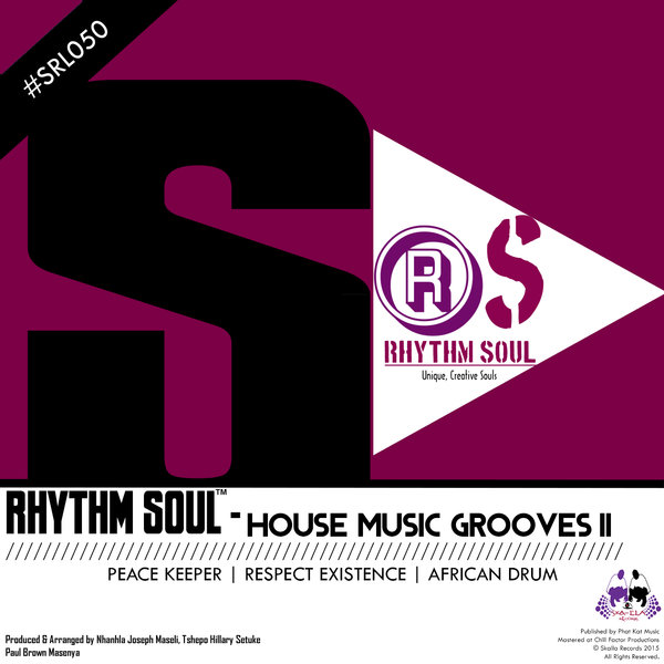 Rhythm soul house music grooves ii traxsource for Zanzibar house music