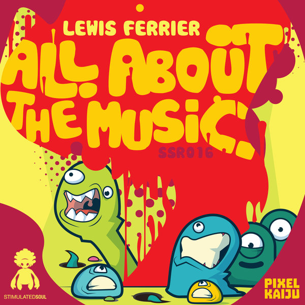 Lewis Ferrier - All About The Music