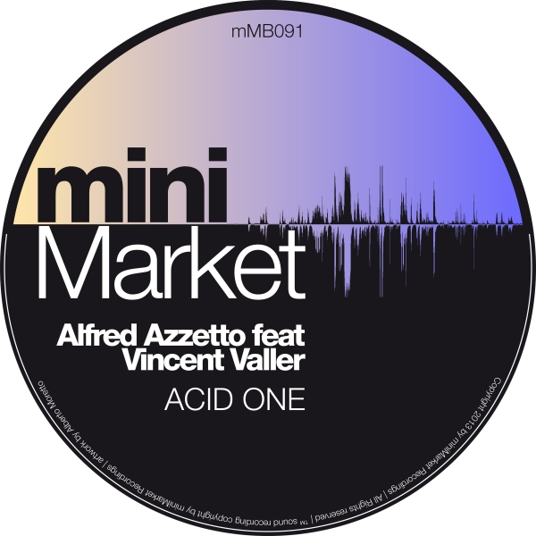 Alfred azzetto feat vincent valler acid one traxsource for Best acid house albums