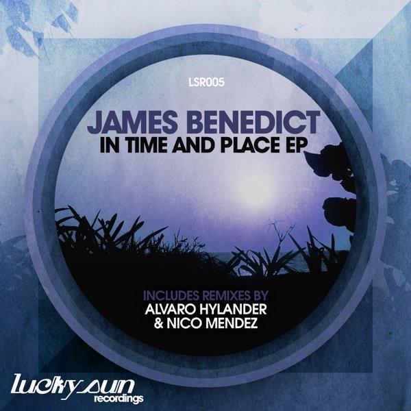 James Benedict - In Time & Place (Original Mix)
