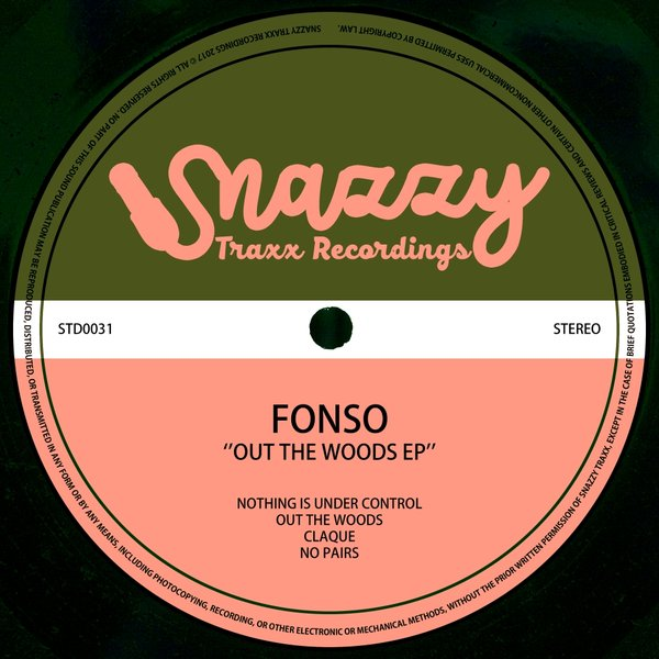 Fonso out the woods ep traxsource for Deep house 1994