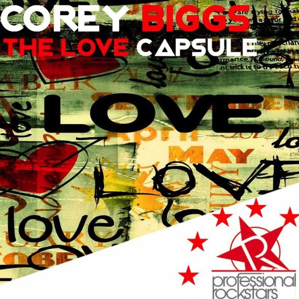 Corey Biggs - The Love Capsule