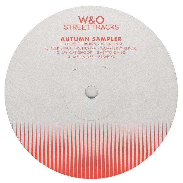 Various - Autumn Sampler