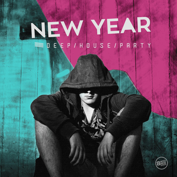 Various artists new year deep house party traxsource for Deep house bands