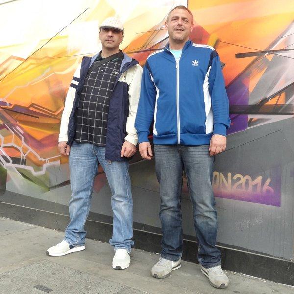 Traxmen & Robert Armani - Grind